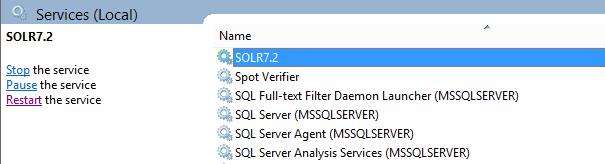 SOLR_Service