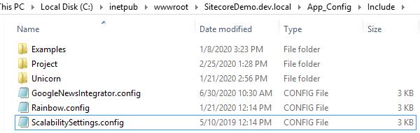 Include Folder